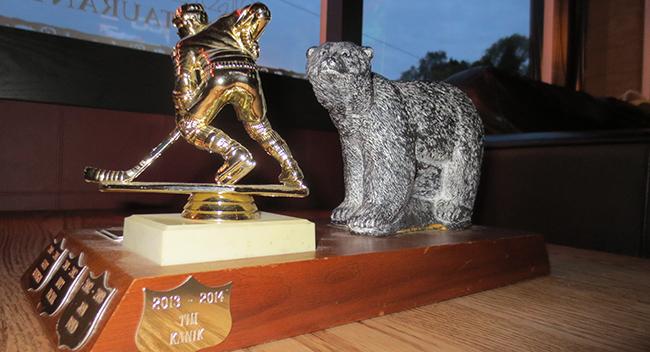 KOHA Awards :: Rookie of the Year :: Tim Kanik
