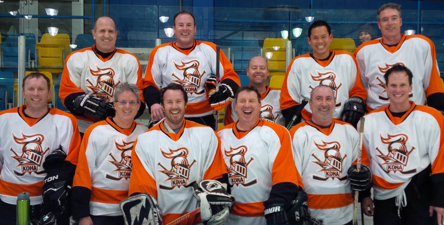 Koha Men S Beer Hockey League Vancouver Ubc